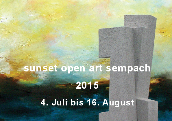 sunset openART 2015